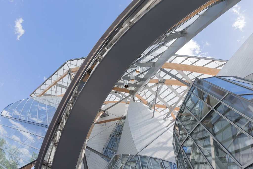 Fondation Louis Vuitton ©Iwan Baan
