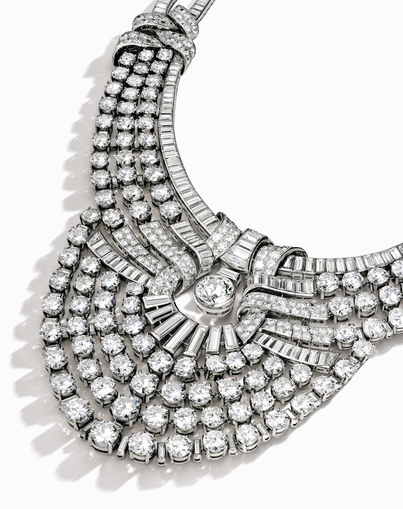 Nazli Necklace. @Courtesy Sotheby's