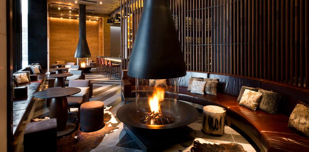 The Chedi Andermatt. Andermatt, Switzerland