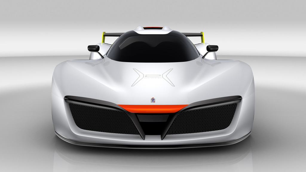 Pininfarina H2speed