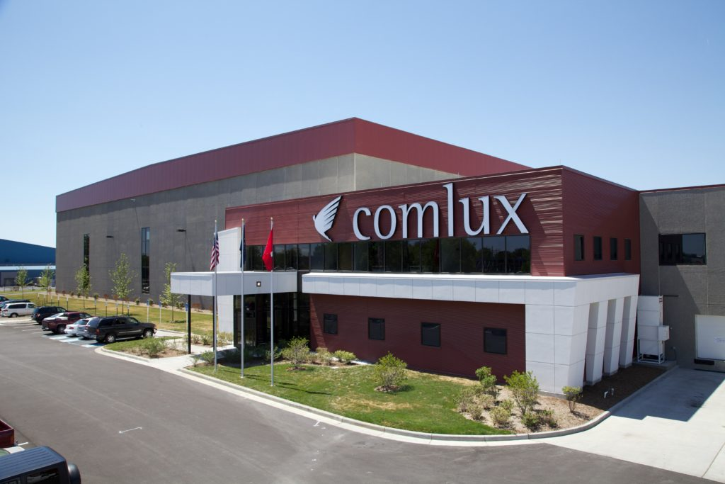 2016-05 Comlux America signs 12th VIP Interior Completion