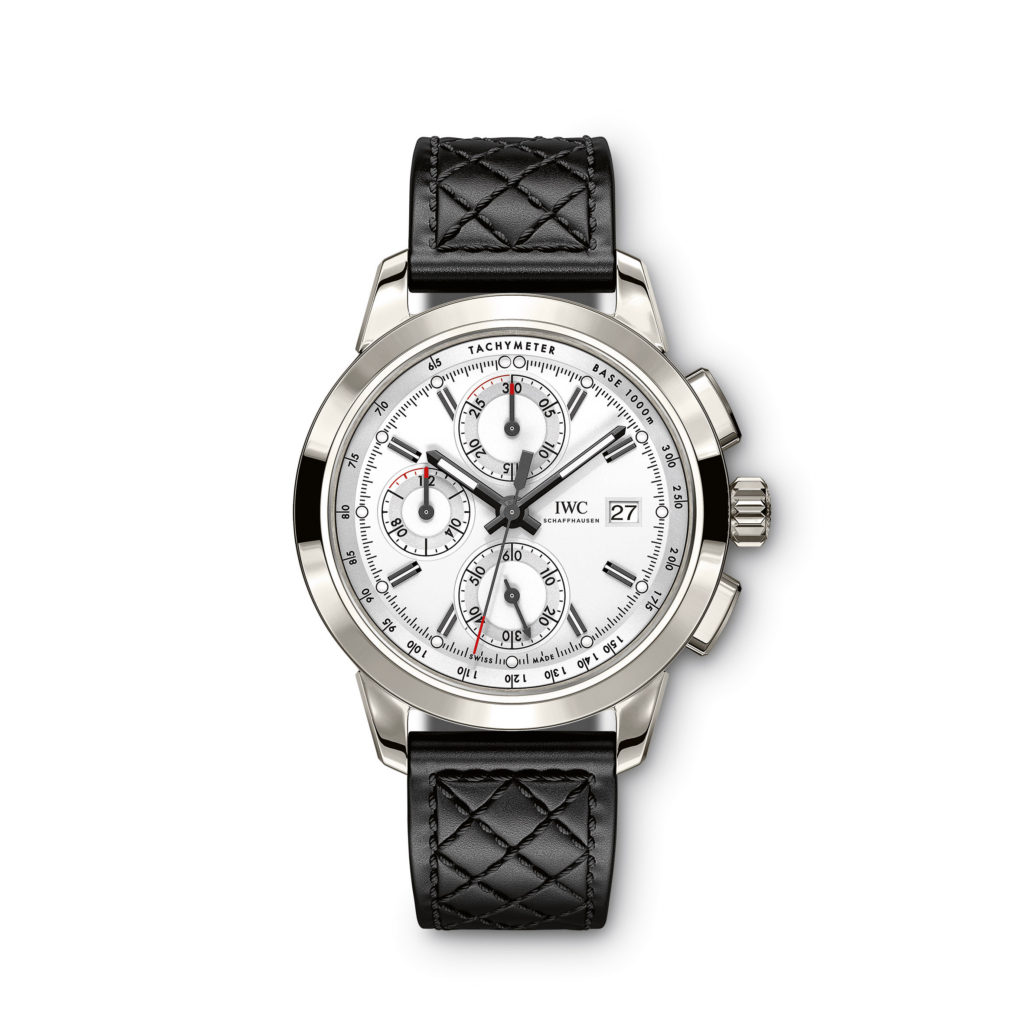 IWC INGENIEUR CHRONOGRAPH EDITION W125