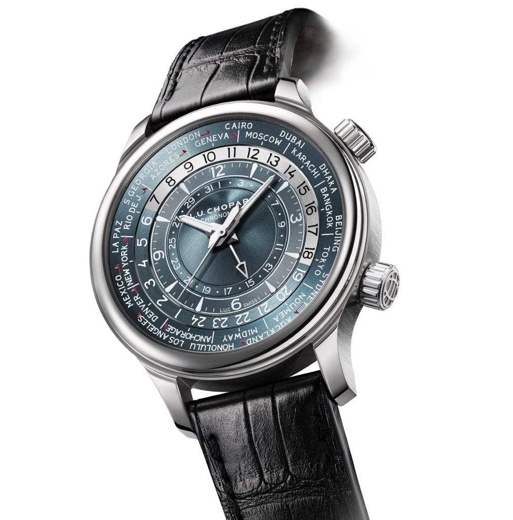 Часы Chopard Time Traveler One