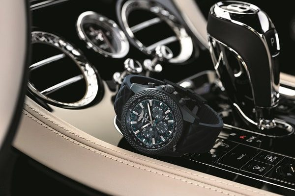 ФОТО: Breitling for Bentley