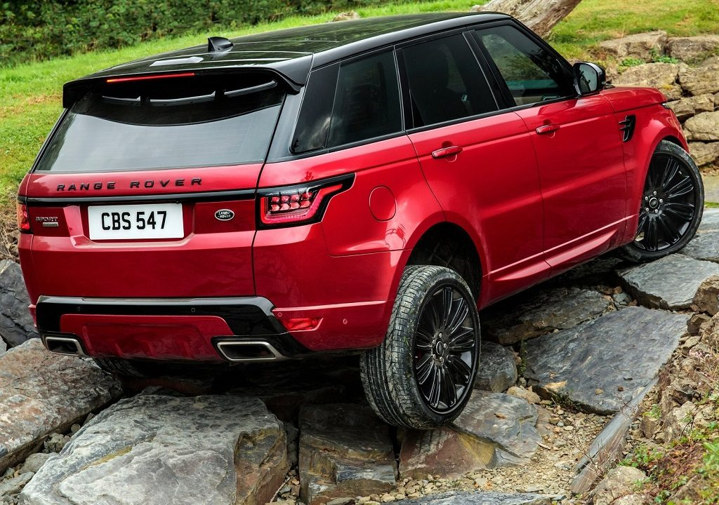 RANGE ROVER SPORT. ФОТО: JAGUAR LAND ROVER LIMITED