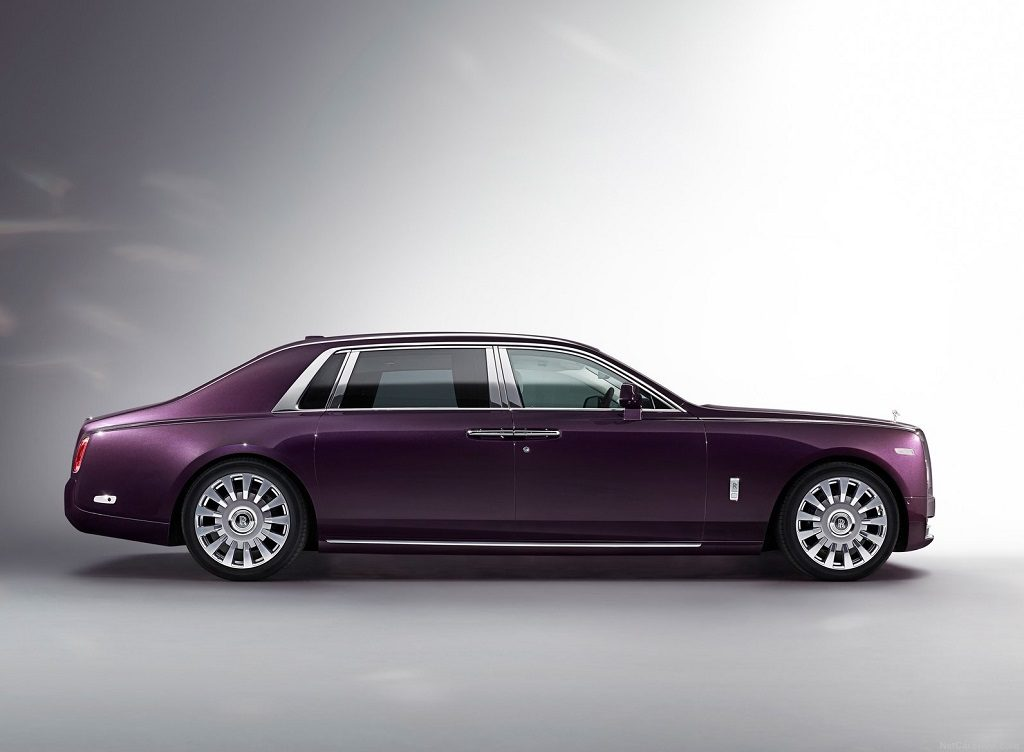 ROLLS-ROYCE PHANTOM. ФОТО: ROLLS-ROYCE MOTOR CARS LIMITED