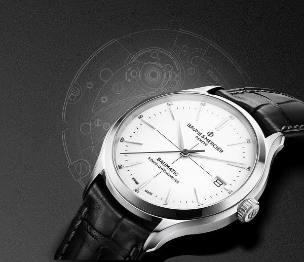 Baume & Mercier. Baumatic