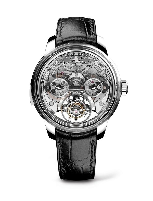 Girard-Perregaux. Repetition Minutes Tri-Axial Tourbillon