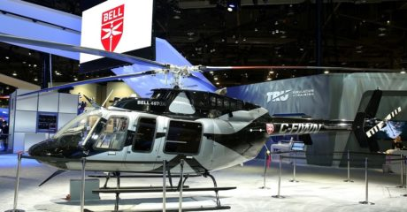 Bell 407. Фото: Bell Helicopter Textron Inc.