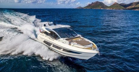 Predator 74. Фото: Sunseeker International Limited