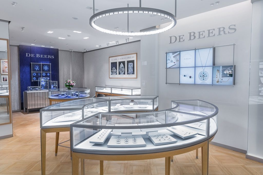 Фото: De Beers Diamond Jewellers