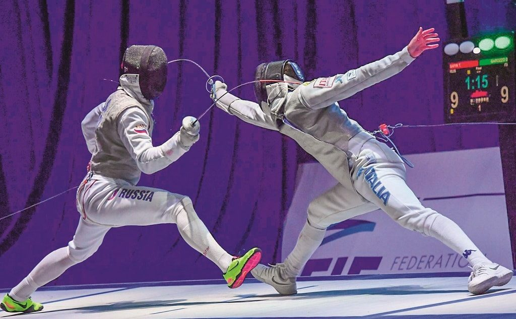 Фото: European Fencing Confederation