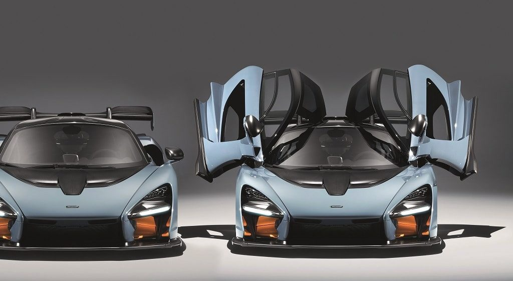 Mclaren Senna. Фото: Mclaren Automotive Limited