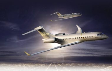 Фото: Images Provided Courtesy of Bombardier Inc.