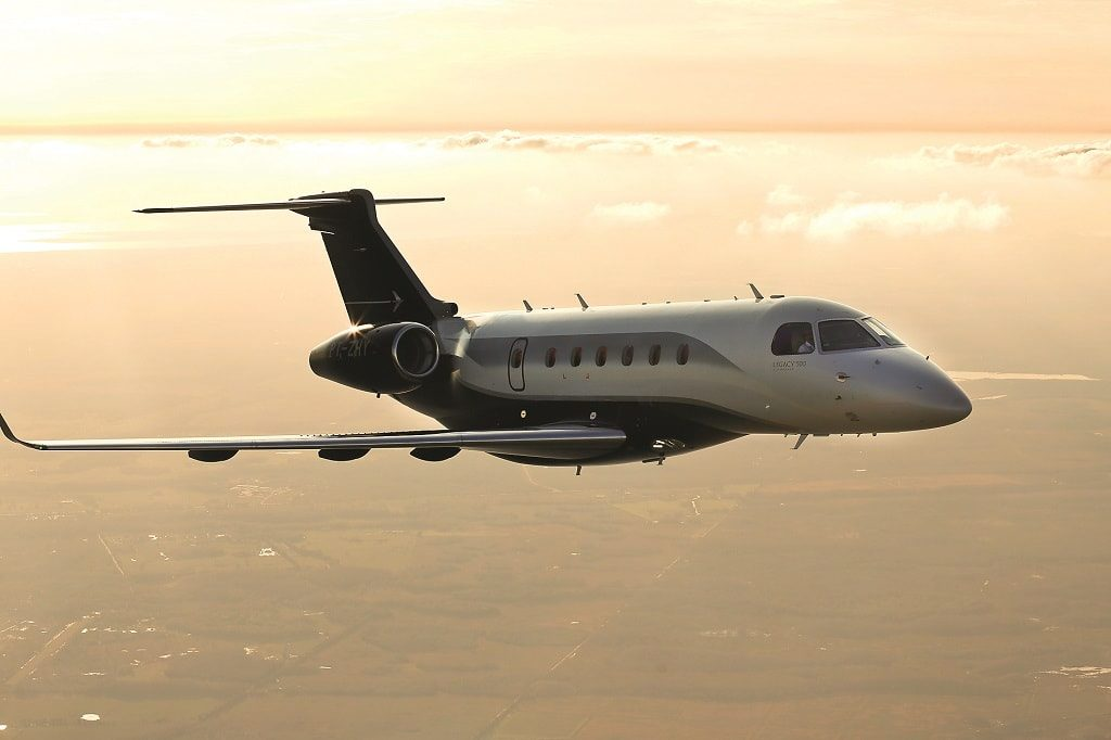 Legacy 500. Фото: Embraer S.A.