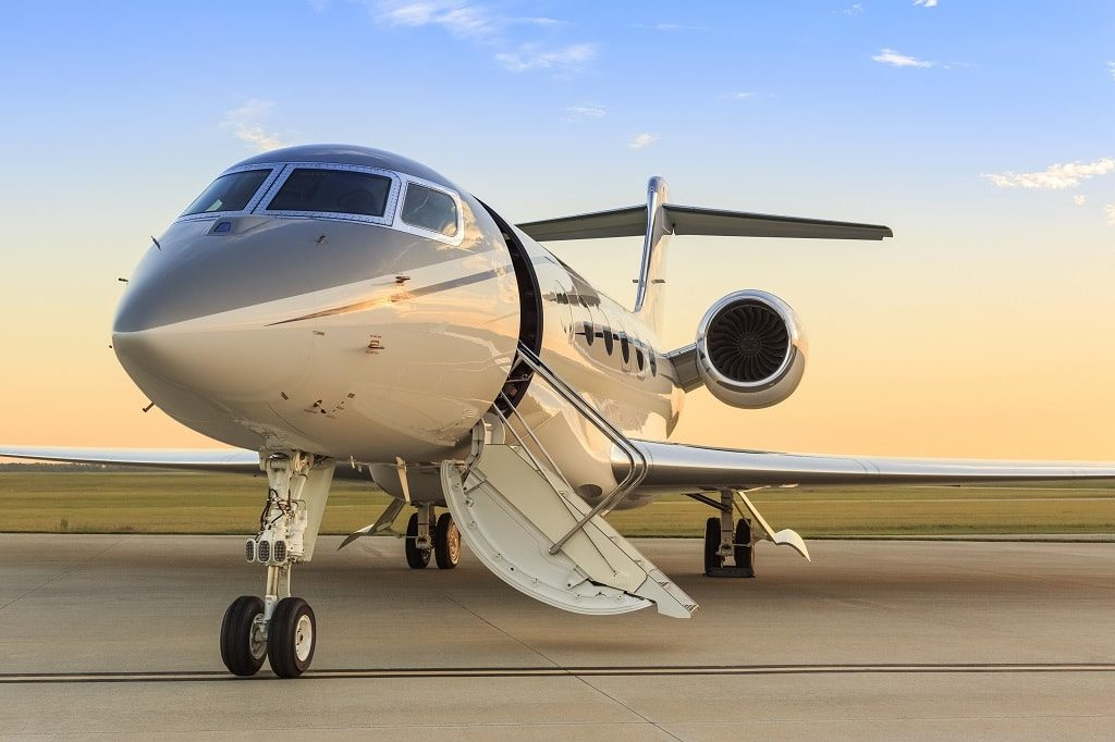 Фото: Gulfstream Aerospace Corporation