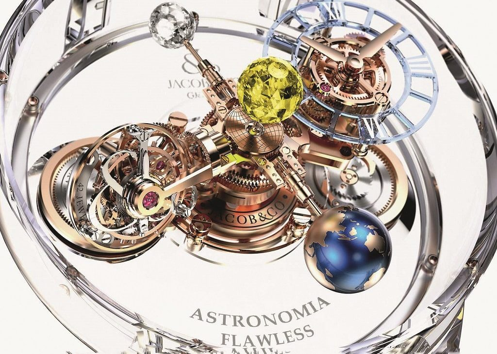 Astronomia Flawless Jacob & Co.