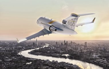ФОТО: BOMBARDIER BUSINESS AIRCRAFT