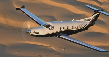 ФОТО: PILATUS AIRCRAFT LTD