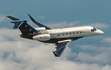 Embraer Praetor 600. ФОТО: BUSINESSINSIDER.JP