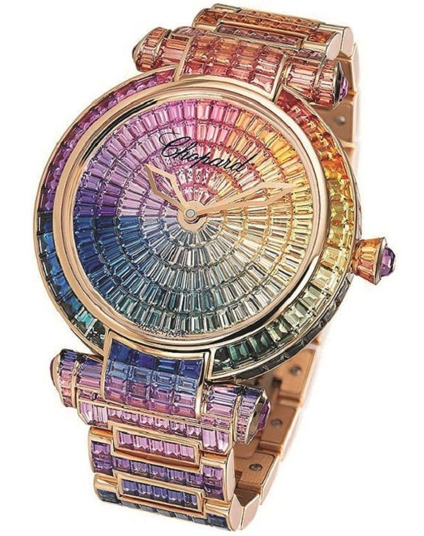 Imperiale Joaillerie Rainbow, Chopard