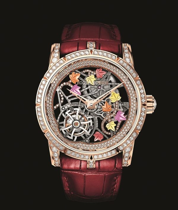 Excalibur 42 Creative Skeleton Flying Tourbillon, Roger Dubuis