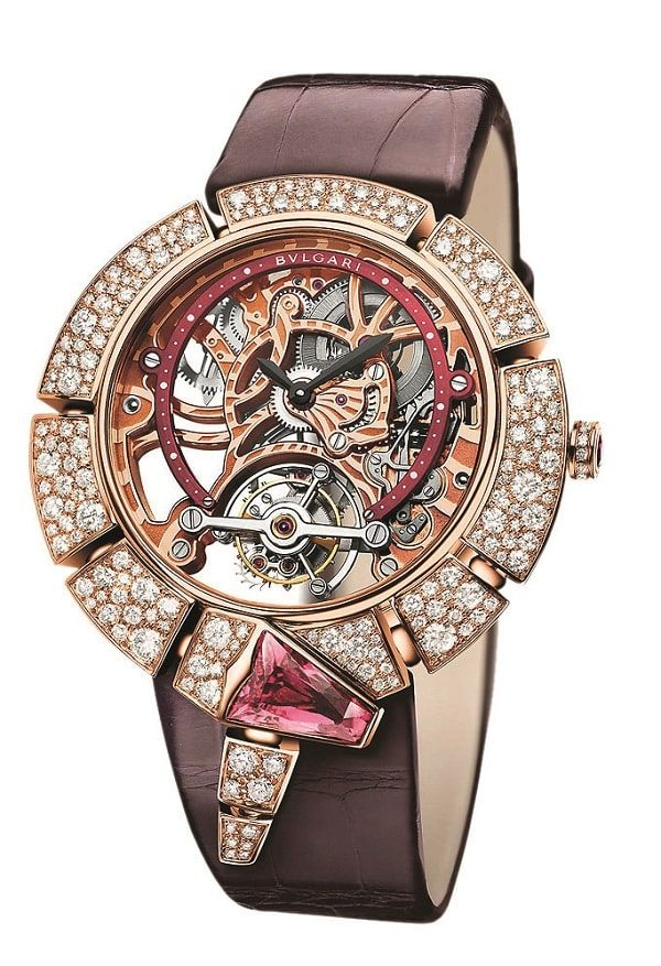 Serpenti Incantati Skeleton Tourbillon, Bvlgari