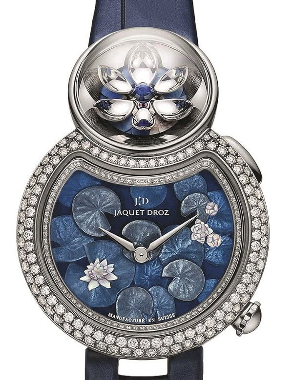 Lady 8 Flower, Jaquet Droz