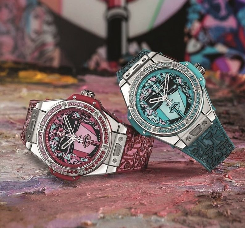 Big Bang One Click Marc Ferrero, Hublot