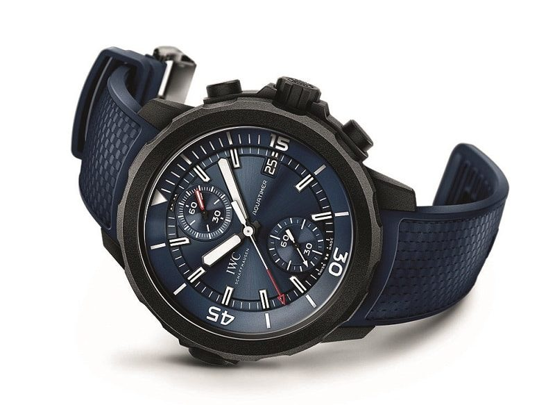Aquatimer Chronograph Edition «Laureus Sport For Good», IWC