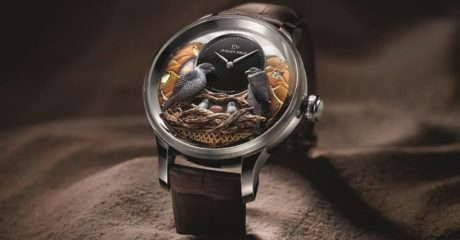 Bird Repeater Falcon, Jaquet Droz