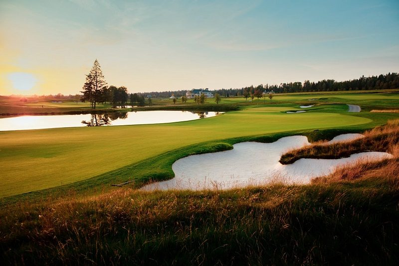 ФОТО: Raevo Golf & Country Club