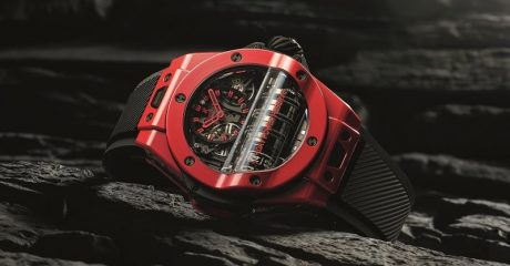 Big Bang MP-11 Red Magic, Hublot
