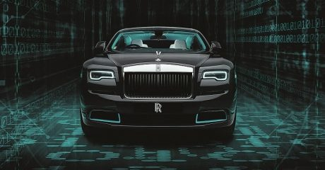 Rolls-Royce Wraith Kryptos Collection. ФОТО: ROLLS-ROYCEMOTORCARS.COM