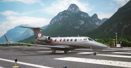 Phenom 300MED, ФОТО: EXECUTIVE.EMBRAER.COM