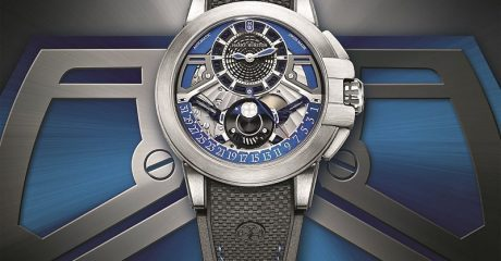 Project Z 13, Harry Winston